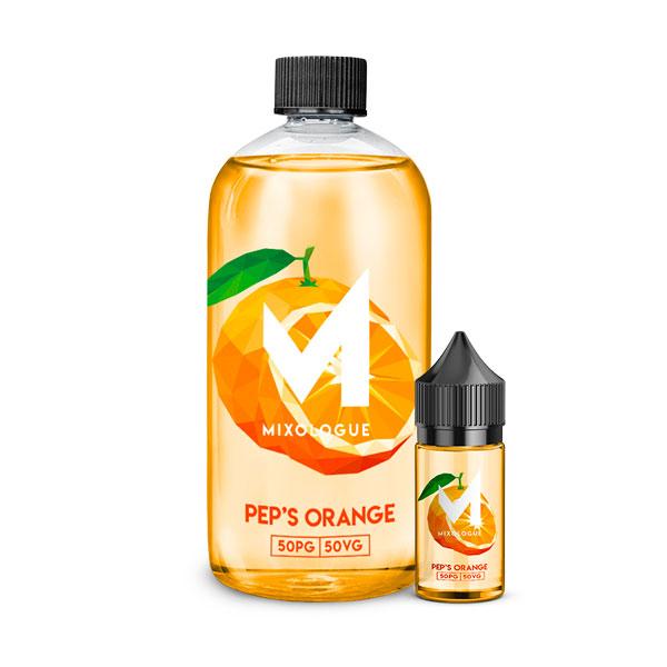 Saveur Pep's Orange par le Mixologue