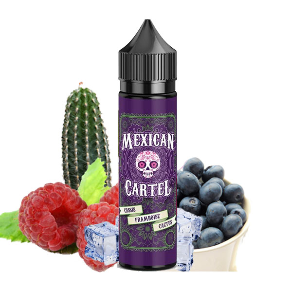 Mexican Cartel - Cassis/FRamboise/Cactus